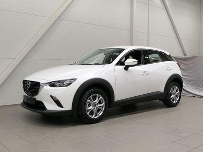 käytetty Mazda CX-3 2,0 Skyactiv-G (121) Vision Business AT
