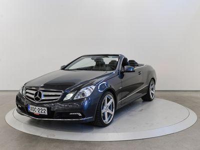 käytetty Mercedes E250 CGI BE Cabriolet A