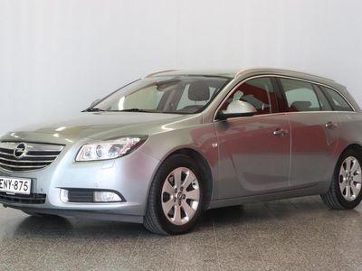 käytetty Opel Insignia SportsTour Edition 2,0 CDTI eFLEX A BL * Kaistavahti* Törmäys varoitin* P-Tutkat* Vetokoukku*