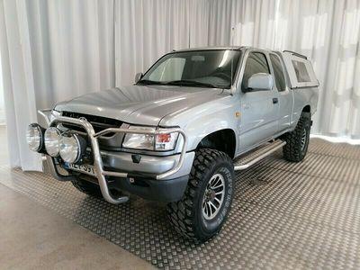 käytetty Toyota HiLux 2.5 D4D 100 4wd