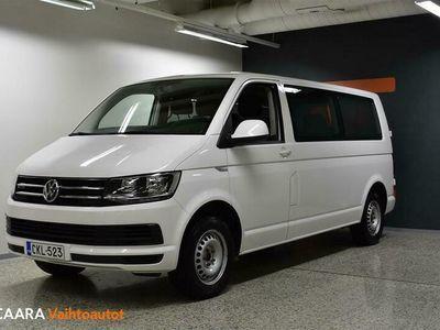 käytetty VW Caravelle Comfortline pitkä 2,0 TDI 110 kW 4Motion DSG ** ALV, 1+8Henk **
