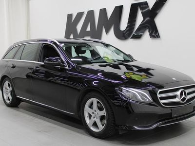 käytetty Mercedes E220 T A Business Avantgarde **NAVI, NAHKASISUSTA, LED VALOT**