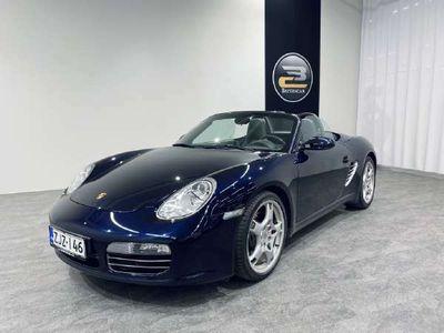 käytetty Porsche Boxster S 3.2 ROADSTER AUT. 206kW **KORKOTARJOUS 1,99%**