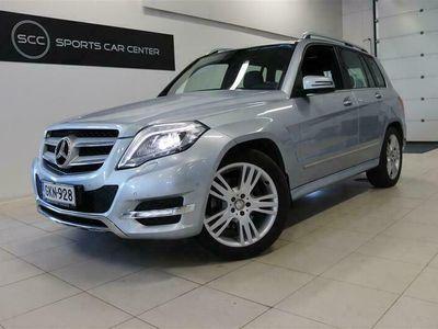 käytetty Mercedes GLK220 CDI BE 4Matic A Premium Business Navi, ILS, Suomi-auto, Facelift, Rahoitus jopa ilman käsirahaa!