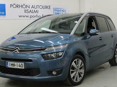 käytetty Citroën Grand C4 Picasso BlueHDi 120 Intensive A 7-paikkainen