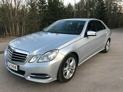 käytetty Mercedes E200 CDI BlueEFFICIENCY Avantgarde