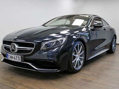 käytetty Mercedes S63 AMG AMG 4Matic Coupé Exclusive Designo