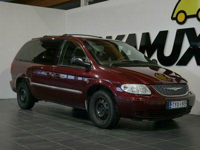 käytetty Chrysler Voyager MPV 3.3 Automatic / Ilmastointi / Lohko / Edullinen 7-paikkainen