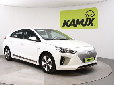 käytetty Hyundai Ioniq electric Style 28kWh / Ilmastoidut etupenkit / Infinity-audio / Adapt.cruise + kaistavahti / Navigointi /