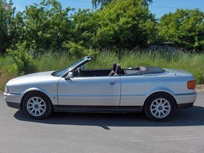 käytetty Audi Cabriolet