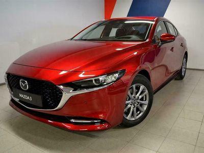 käytetty Mazda 3 Sedan 2,0 (180hv) M Hybrid Skyactiv-X Vision Plus Business MT