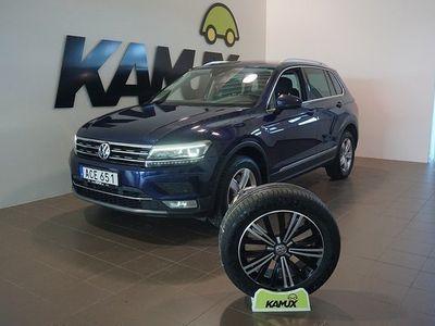 käytetty VW Tiguan Executive 2,0 TDI SCR 140 kW 4MOTION DSG-automaatti * PA-LÄMMITIN | ADAPT.VAKKARI | VETOKOUKKU **