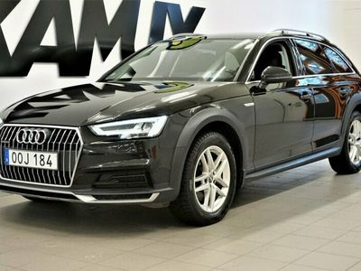 käytetty Audi A4 Allroad 2.0 TDI Q Sport Webasto Vetokoukku 2x-renkaat 190hv