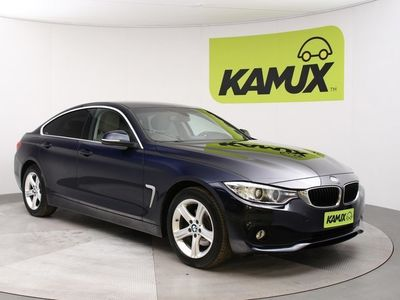 käytetty BMW 420 Gran Coupé d xDrive Aut // Navigointi / Nahkaverhoilu / Peruutuskamera //