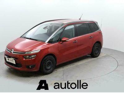 käytetty Citroën C4 Picasso *KOTIINTOIMITUS*e-HDi 115 Intensive ETG6 A Tarkastettuna, Rahoituksella, Kotiin toimitettuna!