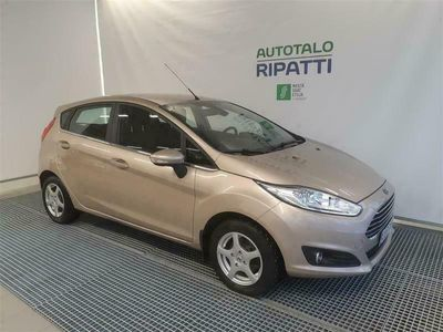 käytetty Ford Fiesta 1,0 EcoBoost 100hv Start/Stop M5 Titanium 5-ovinen