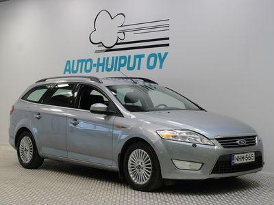 käytetty Ford Mondeo 2,0 145 hv Ghia M5 Wagon *** Juuri tullut / Vakkari / Vetokoukku ***