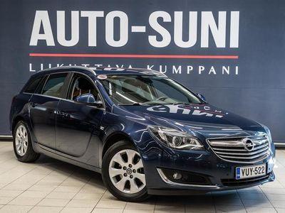 käytetty Opel Insignia Sports Tourer Edition 1,6 Turbo SIDI Start/Stop 125kW MT6 #Merkkihuollettu #Huippusiisti
