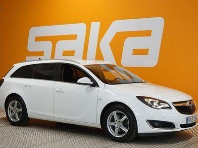 käytetty Opel Insignia Sports Tourer Edition 2,0 CDTI 120kW AT6 ### NORMAL FRIDAY -hinta! ### ** Merkkihuollettu Suomi-auto