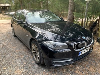 käytetty BMW 518 518 F11 Touring d TwinPower Turbo A Business Automatic