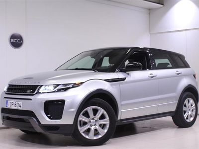käytetty Land Rover Range Rover evoque 2,0 TD4 150 Aut SE Dynamic Business LE
