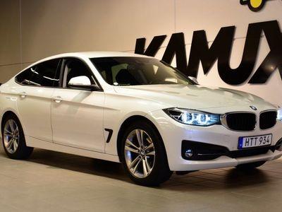 käytetty BMW 320 Gran Turismo d xDrive Sport Line Vetokoukku 190hv