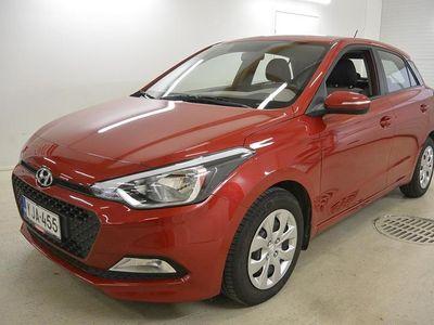 käytetty Hyundai i20 5d 1,2 5MT Classic - Katso ajoneuvon Automessutarjoukset osoitteessa rinta-jouppi.com