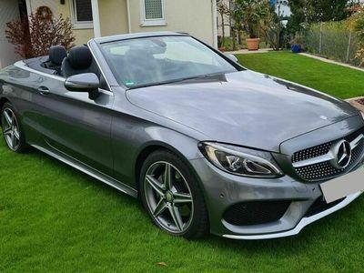 käytetty Mercedes C180 Cabriolet A AMG Styling - Airscarf, Blind Spot, Navigointi, Käsiraha rahoitukselle alk. 0 euroa!