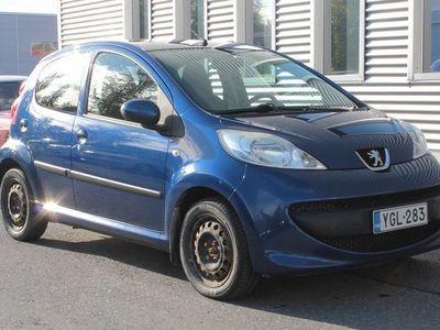 käytetty Peugeot 107