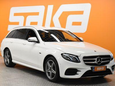 käytetty Mercedes E300 T A Business AMG EQ Power ** SUPERVARUSTEET! / ALV väh.kelp. / Widescreen / 360-kamera / Multibea...