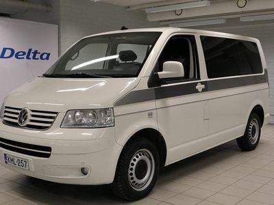 käytetty VW Multivan Comfortline 2,5 TDI 128 kW 2-2-3