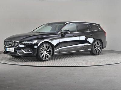 käytetty Volvo V60 D4 AWD Business Inscription A- On Call, Navi, Peruutuskamera, Vetokoukku-