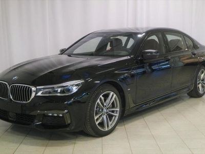 käytetty BMW 740 740 G12 Sedan Le iPerformance A xDrive M Sport **Laser, Driving Assistan Plus, Takaviihdejärjestelmä,