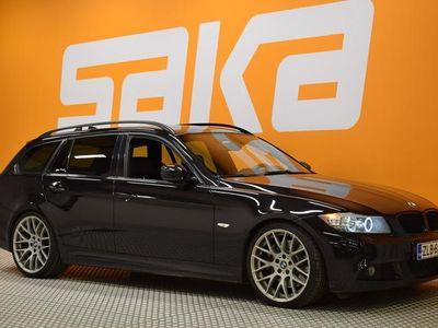 käytetty BMW 335 A E91 Touring LCI M-SPORT // Katso ilmoitus // Huippuvarusteet / Navi Professional / Muistipenkki / Nahkasisusta...