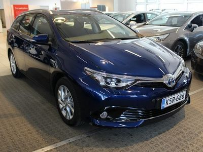 used Toyota Auris 1,8 Hybrid Active Edition