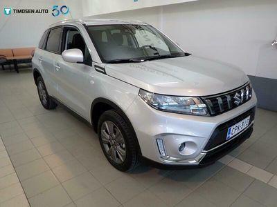 käytetty Suzuki Vitara 1,4 BOOSTERJET 4WD GL+ 6AT HYBRID*AUTOMAATTI*MUKAUTUVA VAKIONOPEUDENSÄÄDIN* LED-AJOVALOT*4X4*