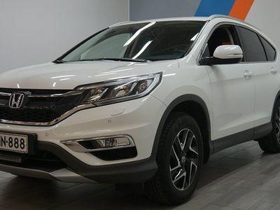 käytetty Honda CR-V 1,6 Diesel Elegance Plus **KORKOTARJOUS**ILMAINEN KOTIINKULJETUS**