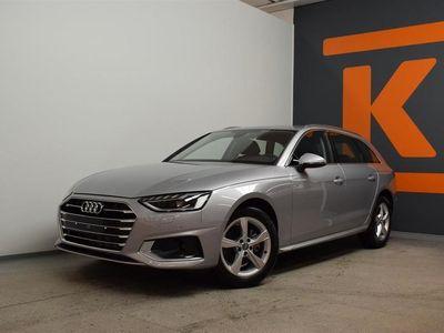 käytetty Audi A4 Avant Business Advanced 40 g-tron S tronic :: Vuoden biokaasut veloituksetta tähän autoon ::
