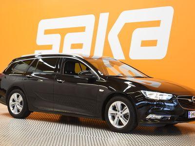 käytetty Opel Insignia Sports Tourer Innovation 1,5 Turbo Start/Stop 121kW AT6 ** 1-om Suomi-auto / HUD / Sporttipenkit / N