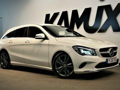 käytetty Mercedes 200 CLA-sarjaShooting Brake | Vetokoukku | Peruutuskamera | Parkkitutka | 2x-renkaat | 136hv