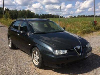 käytetty Alfa Romeo 156 Stationwagon 1.9 l DIESEL