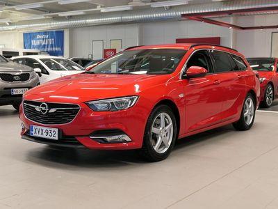 käytetty Opel Insignia Sports Tourer Enjoy 1,5 Turbo Start/Stop **Kaikkiin vaihtoautoihin korko 2,49%+kulut Huoltorahalla | Tutkat eteen ja taakse** 122kW AT6