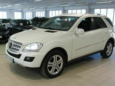 käytetty Mercedes ML350 CDI BE 4Matic Business