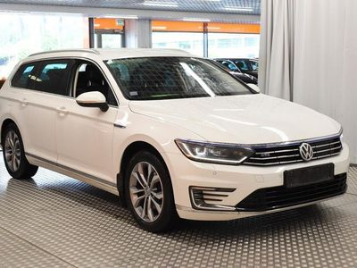 käytetty VW Passat Variant GTE Plug-In Hybrid 160 kW DSG ** ACC / P-Kamera / Tutkat / App-Connect / Alcantara **