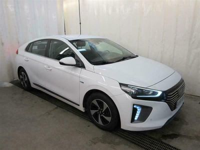 käytetty Hyundai Ioniq hybrid DCT Style, Ilmastoidut nahkapenkit, Infinity SoundSystem, Navi, Kamera, Mukautuva cruise Ym.,ym...