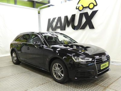 käytetty Audi A4 Avant Business 2,0 TDI 140 kW S tronic **UUDET TALVIRENKAAT, LED-AJOVALOT, VETOKOUKKU, DRIVE-SELECT,