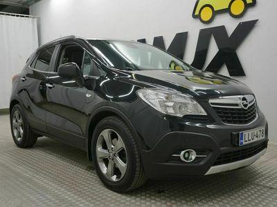 käytetty Opel Mokka 5-ov Cosmo 1,4T Start/Stop 4x4 103kW MT6 - // LOHKOLÄMMITIN / PERUUTUSKAMERA / NAVI / VAKKARI // - *