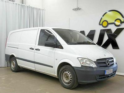 käytetty Mercedes Vito 113CDI -3,05/32K keskipitkä A2 A