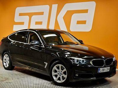 käytetty BMW 320 Gran Turismo Gran Turismo F34 320i A xDrive Business Exclusive ** JUURI SAAPUNUT! / Suomi-auto / Sport-nahkasisus
