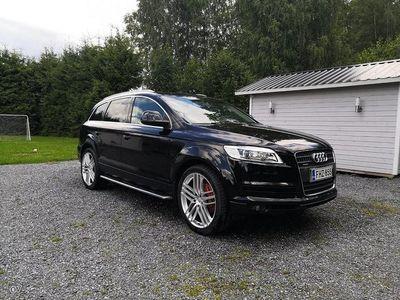käytetty Audi Q7 4.2 bensa
